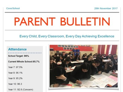 Parent News Bulletin 2