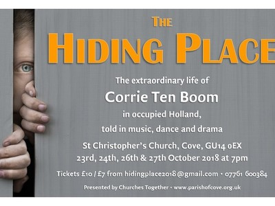 The Hiding Place - St Christopher's Church, Cove