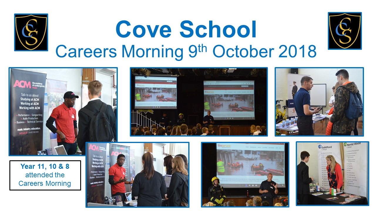 Careers morning 1 09 10 2018