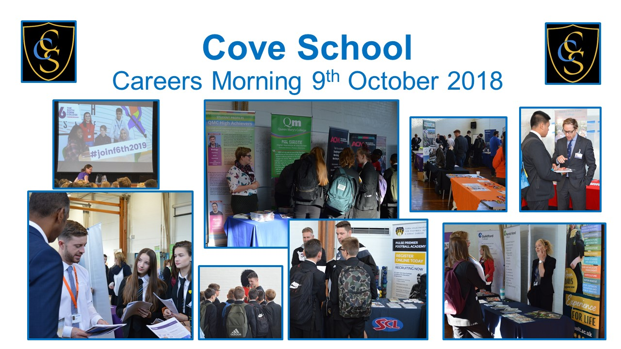 Careers morning 2 09 10 2018