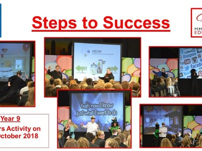 Steps to Success Morning