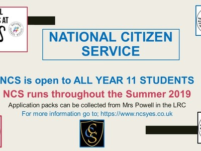 National Citizen Service - Apply Now