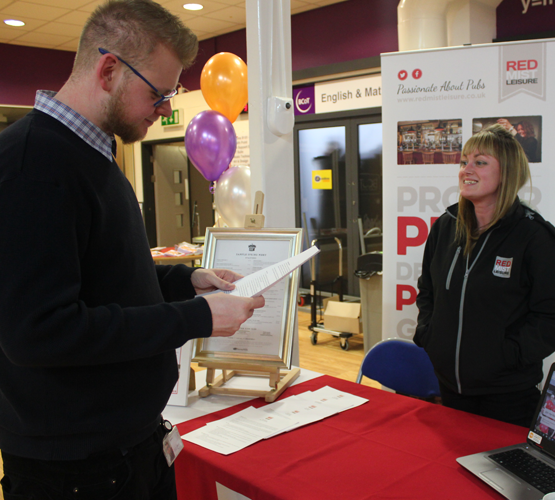 Apprenticeship Recruitment Fair   BCoT