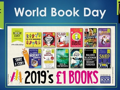 World Book Day - 7th March 2019