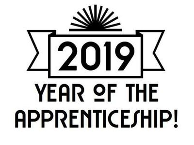 National Apprenticeships Week - 4th to 8th March 2019