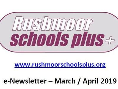 Rushmoor Schools Plus Newsletter - April 2019