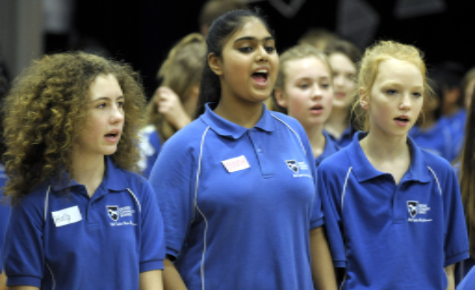 Cressex students become opera performers with Garsington Opera Company