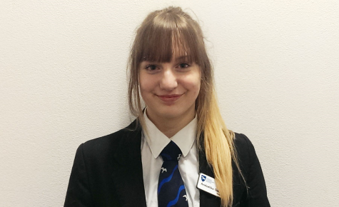 Head Girl, Andzelika Gabrus, elected as Deputy UK Youth Parliament Member for Wycombe