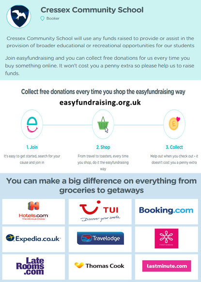 Easyfundraising graphic