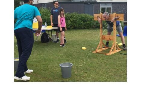 Summer Fete raises lots of money for much needed school funds