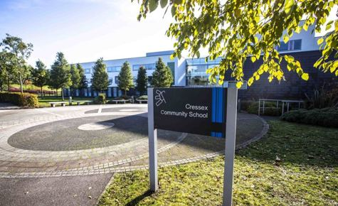 Cressex Community School Virtual Open Evening 2020