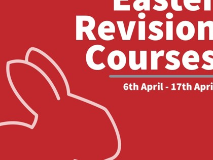Easter Revision Courses