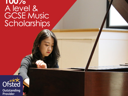 Music Scholarships Now Open