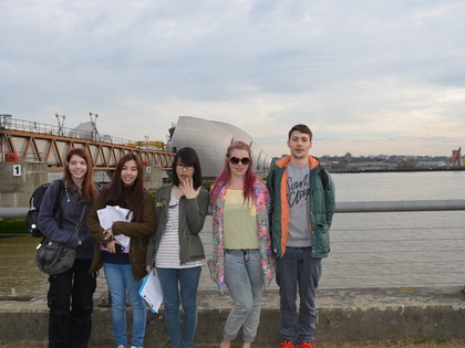 A level Geography Field Trip to East London