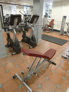 Notting Hill Student Accommodation Gym