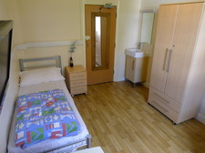 Notting Hill Student Accommodation Sample Single Bedroom