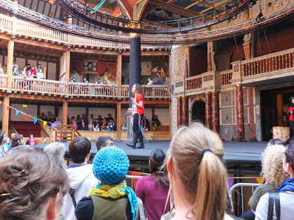 Trip to the Globe Theatre