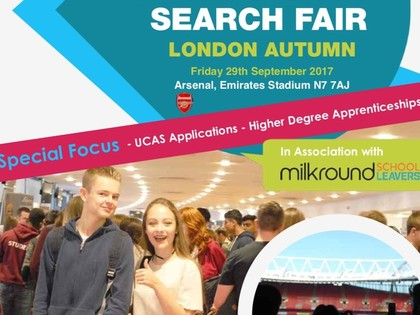 UK University & Apprenticeship Search Fair