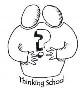 Thinking school plain