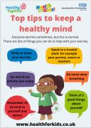 Top tips to keep your mind healthy