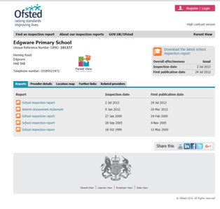 ofsted pic