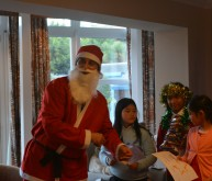 Apple tree Care Home visit