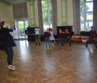 KS1 Bollywood Club