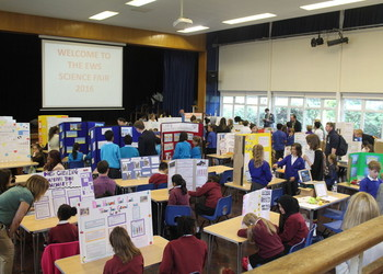 Ealing Primary Science Fair 2016