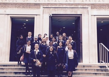 Capital 'L' Language Challenge at the University of London