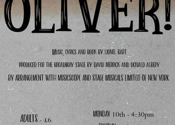 EWS Performing Arts Presents Oliver!