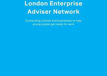 Have you heard of the LONDON Enterprise Adviser Network?  It is at our school!