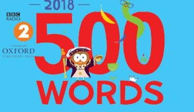 500 Words Competition!