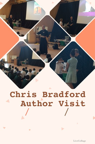 Chris bradford bw