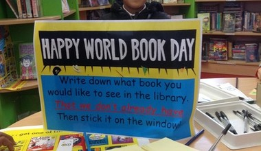 Claycots World Book Day 2019