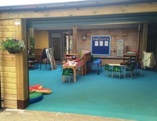 Eyfs outdoor area 270516