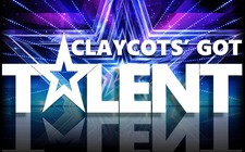 Claycots27 got talent logo