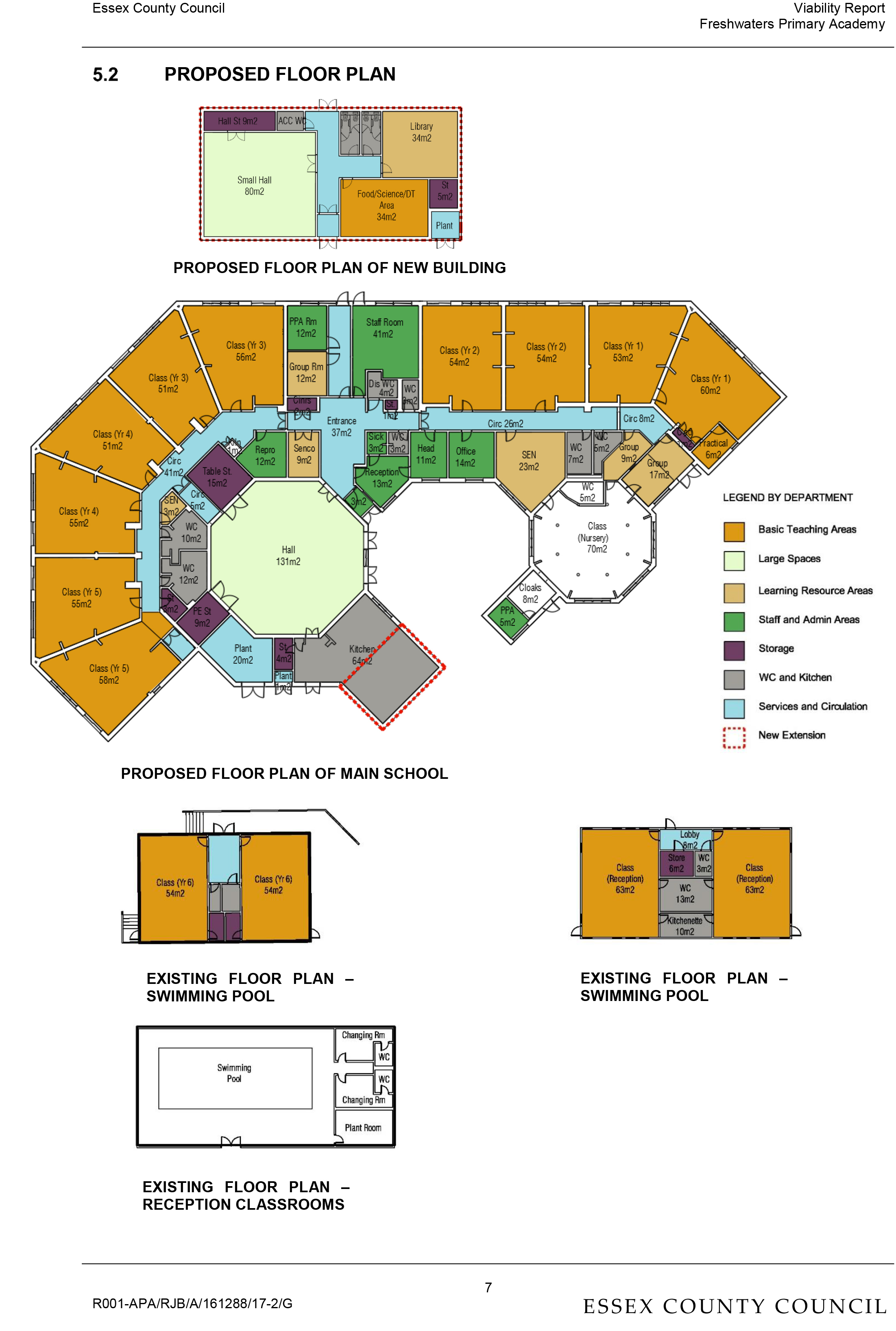 Freshwaters PS proposed layout (Rev G)