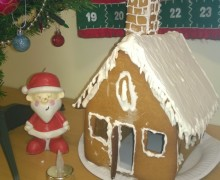 Erik's Gingerbread House