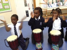 African Drumming (1)