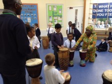 African Drumming (2)