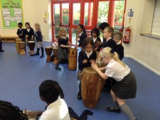 African Drumming (3)