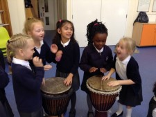 African Drumming (4)