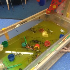 Aliens have landed in Nursery (1)