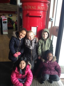 Year 1 Post Office Visit