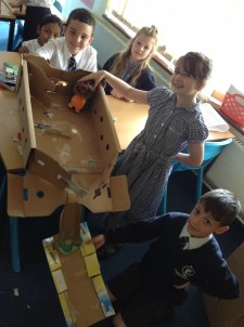 Marble Run STEM Week (1)