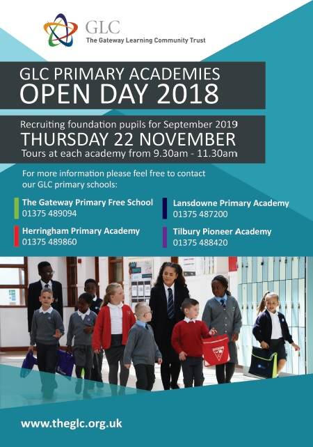 Glc prim openday 2018
