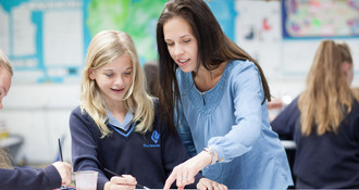Primary and secondary teacher training places available