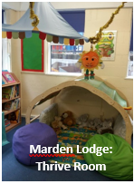 Marden Lodge  Thrive Room