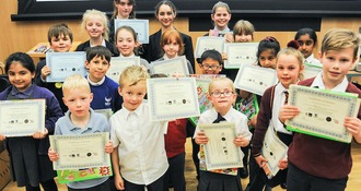 Budding scientists from GLF Schools take part in university finals