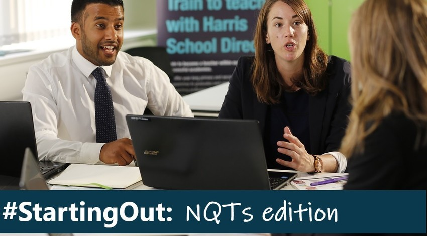 #StartingOut NQTs Edition
